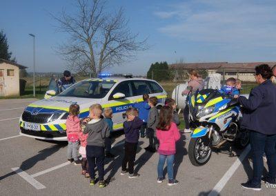 Policista na obisku