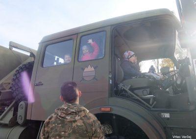 Vojaki na obisku - Vrtec Veržej 33