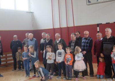Srečanje dedkov in babic otrok starejše skupine